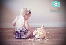 Cake smash photos / by Heidi Kahner
