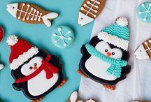 Sugar cookies / by Kate Warkenthien