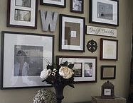Frame Wall Feature