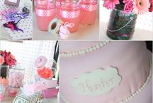 Princess Tea Party Ideas / by Anna Sebastian