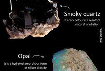 Gemstone Crystals / Natures rocks and gemstones