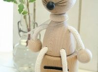 Wooden toys / Handmade wooden toys