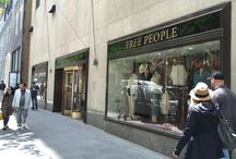 A.S.98 arrives in NYC /  #AS98 products are now available at Free People Rock Center, the exclusive store in #Rockefeller Center...