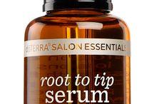 Essential Oil Hair Care