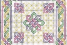 Embroidery - Biscornu