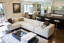 open plan lounge,kitchen and dining ideas