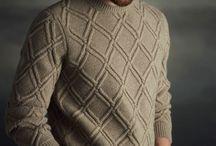Men knitwear