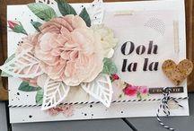 Pink Paislee C'est La Vie guest designer projects
