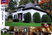 SOLD | 10 Summer Street Houlton Maine 04730 / The Home in Houlton Maine Across From The Parks And Recreation Facility. Tennis Courts, Basketball Hoops And Walk To Downtown Shopping, Movies, Restaurants. Hoof To School Easily! Give The Mini Van, Mom, Dad A Break. info@mooersrealty.com 207.532.6573