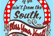 southern living / by Tricia Garrett