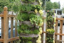 Kreative Ideen für Gartenzubehör