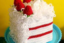 Crochet Food / Tasty morsels that don't taste as good as they look