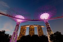 Scintillating Singapore / The amazing modern country of Singapore!