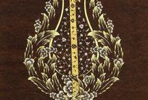 tezhip motifleri