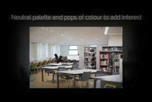 Libraries designed for students