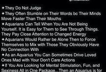 aquarius stuff