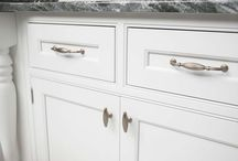 Tuscany Collectiion / Top Knobs Tuscany decorative hardware embodies olde world charm in the heart of the kitchen