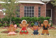 gingerbread / by Amy Maiella-Sagi