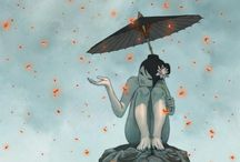 Illustration & Art / by Daioner Angel