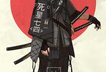samurai & warriors