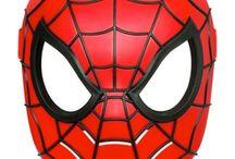 örümcek adam konsept