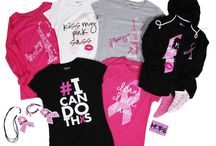 LFL #ICANDOTHIS CAMPAIGN - BREAST CANCER AWARENESS / by Lady Foot Locker (Official)