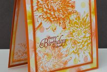 Craft: Cards-Mums