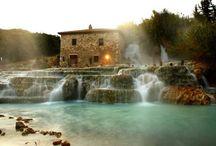 Különleges fürdők a nagyvilágból/Beautiful Hot Springs Around the World / Igazán különleges meleg vizű források a Föld különböző pontjairól.