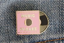 Pins And Patches / Beautiful and Cool Pins And Patches for Bags, Backpacks, Clothing, Hats, Shoes