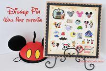 Disney Pins & Pin Trading
