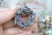 miniature wreaths