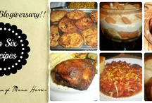 My Most shared recipes