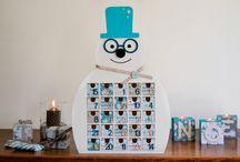 Décoration Noël / Idées de créations pour décorer vos fêtes de Noël