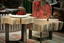 Arts & Crafts Inspirations / Inspired by the Arts & Crafts period, CeTerra looks for handcrafted pieces made locally and all over the world, to give an authentic feel to home decor with a little twist.  http://ceterrainteriordesign.com/2014/02/qa-with-katie-mueller-scottsdale-interior-designer/