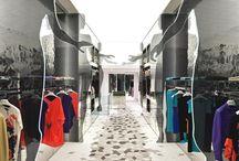 mall floor