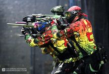 Airsoftgun and Paintball arena in Jogja / The best place to play Airsoftgun and Paintball