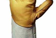 Ocieplane rękawice robocze