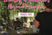 Voluntourism / How and where to volunteer around the world.