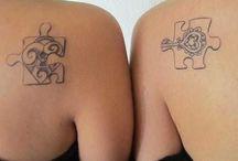 Mutter Tochter tattoos
