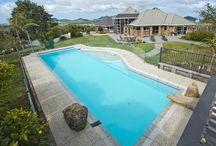 inground pools / inground pools by Mayfair Pools