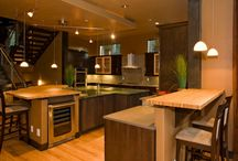 GC Luxury Homes- The Baker House / Beautiful Custom home I built, designed and decorated in Copper Mountain. BEST of the Summit County Parade of Homes by Mountain Living Magazine
