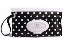 Choopie City GoGoClean Pouch / There's a good reason why everyone is going dotty over our GoGoClean refillable pouch. End sticky fingers forever with this must-have essential.
