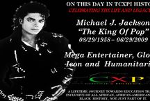 Michael Jackson, The King Of Pop Tribute / We will never forget the contributions he made to music! In every milestone of all of our lives, Michael was there with a song and a dance.