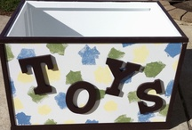 Toy box / by Judy Grick