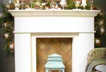 Fireplace / by Angela McDaniel