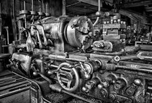 Lathes and Milling machines @ DMN / Old Lathes