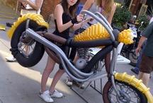 Байки, мотоциклы, велосипеды