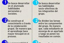 Aprendizaje colaborativo-cooperativo