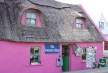Clare, Galway & Connemara / Pins uit de counties Clare, Galway en Connemara