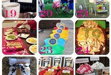 Block Party Ideas / Block party ideas. Outdoor games. Kids games. Recipes.